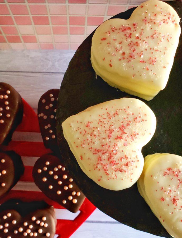 Valentine's Snack Cakes