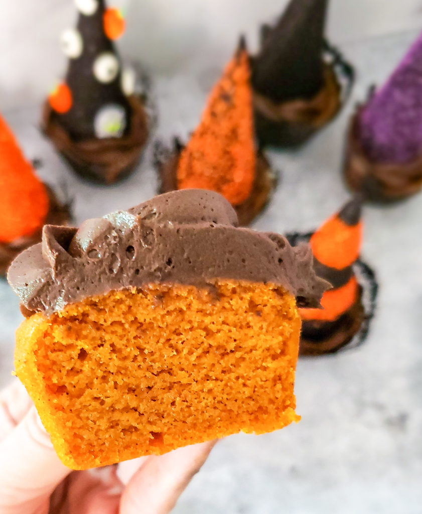 easy pumpkin cupcake recipe